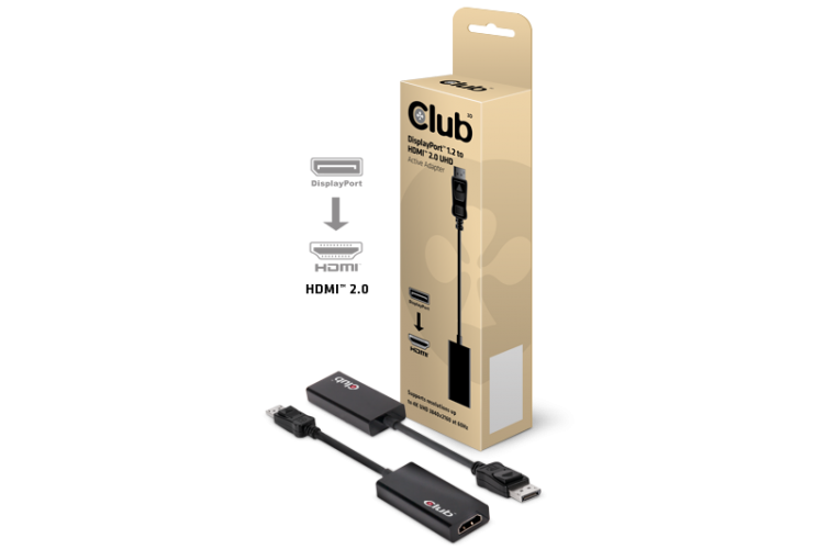 Club 3 D Cac 1070 Dp Hdmi 01