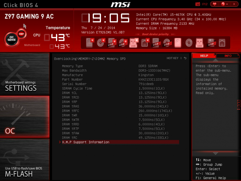 Core I 5 4670 K Msi Z 97 Msi Snapshot 04