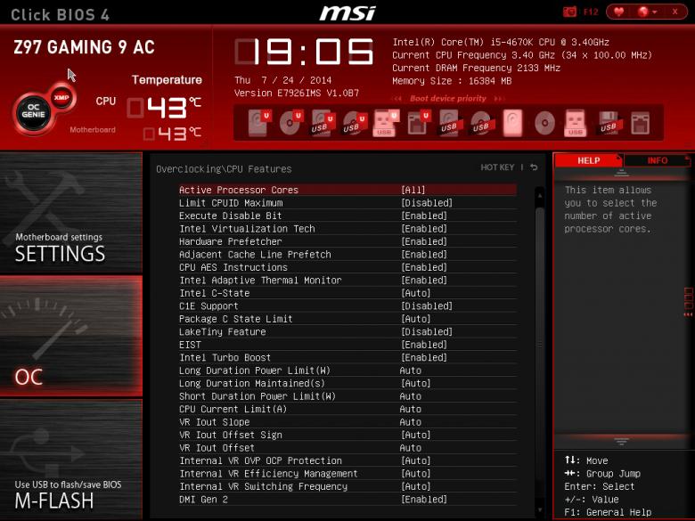 Core I 5 4670 K Msi Z 97 Msi Snapshot 05