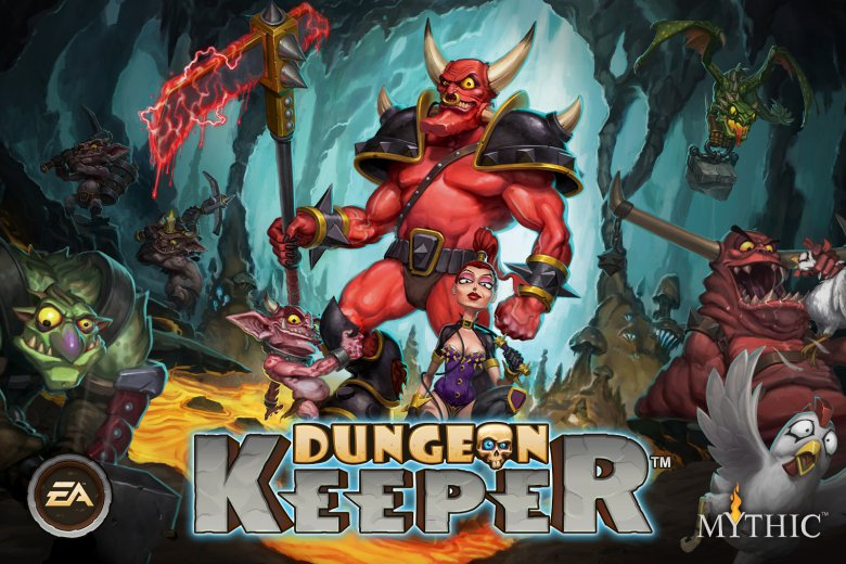 Dungeon Keeper Uvod