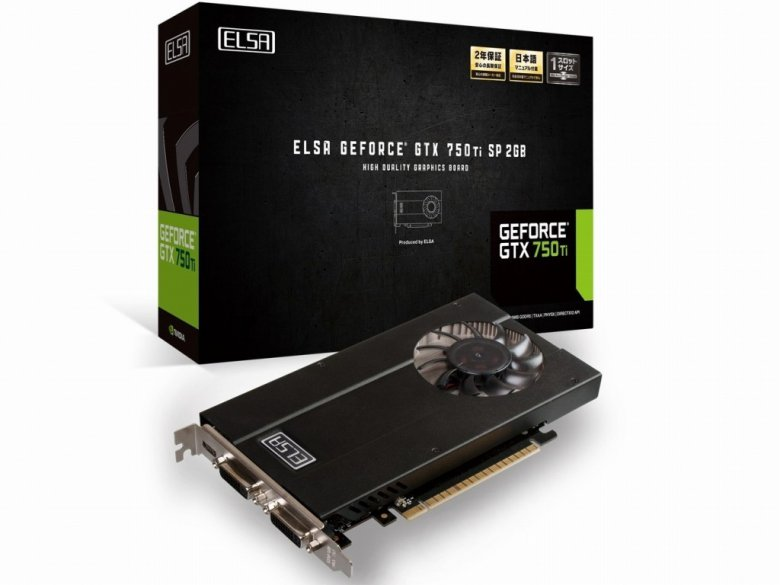 Elsa Geforce Gtx 750 Ti Sp 01
