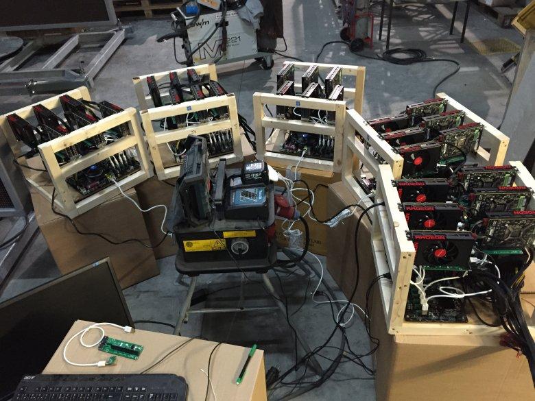 Etherum Mining Radeon R 9 Nano