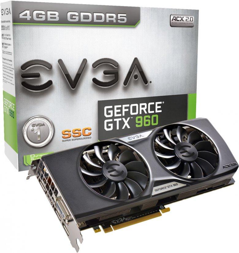 Evga Geforce Gtx 960 4 Gb 02