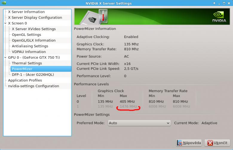 Gainward Geforce Gtx 750 Ti Gs Gtx 750 Ti Linux