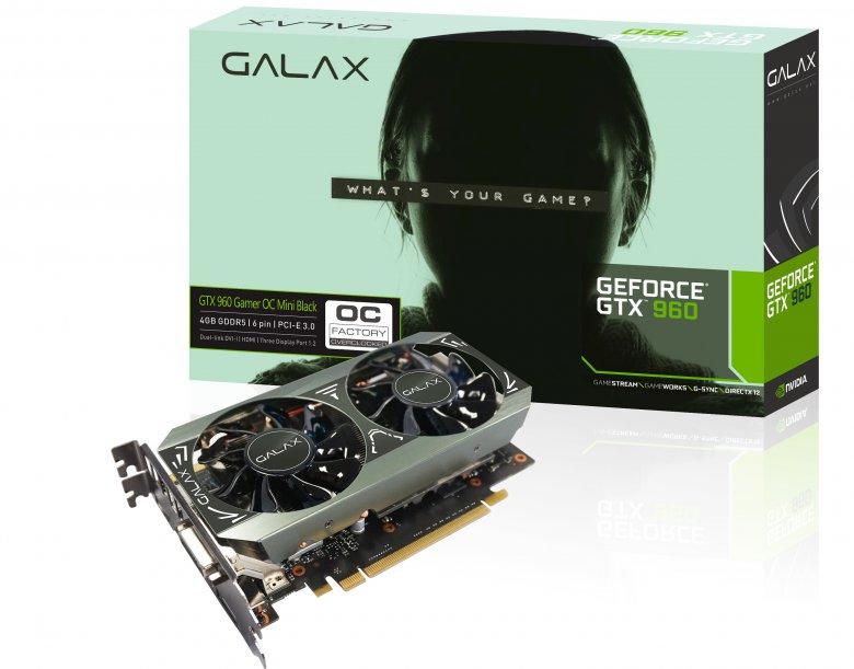 Galax Gtx 960 Gamer Oc