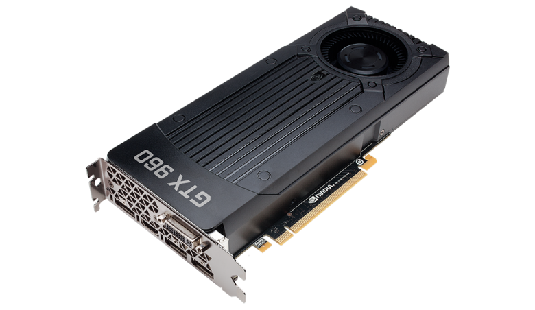 Geforce Gtx 960 3 Qtr