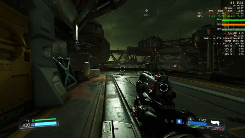 Geforce Gtx 970 Doom Vulkan 01