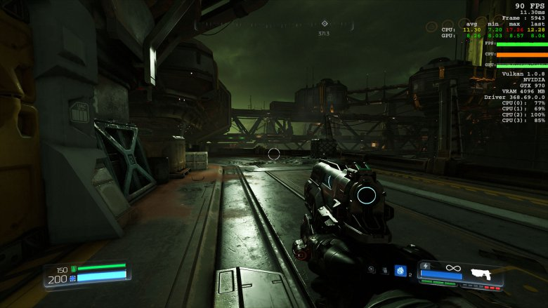 Geforce Gtx 970 Doom Vulkan 02