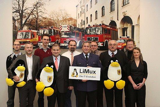 LiMux Mnichov