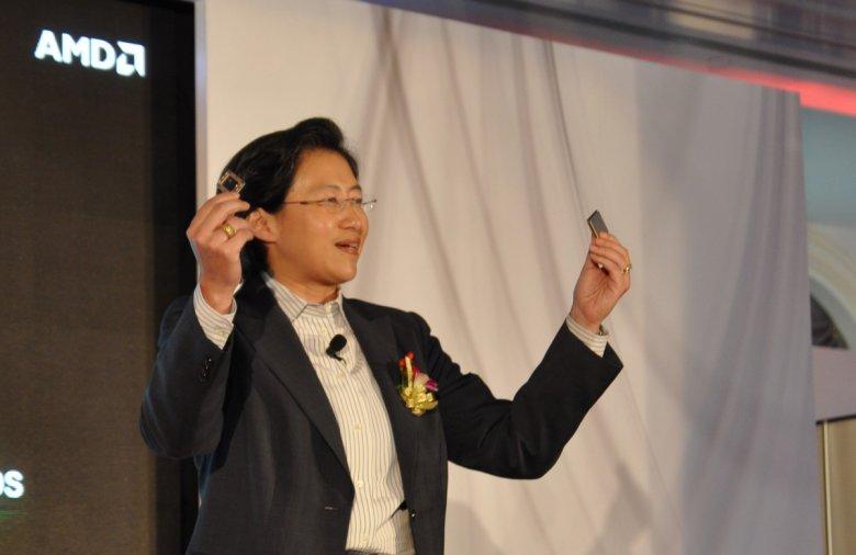 AMD Lisa Su Kaveri Computex 2013
