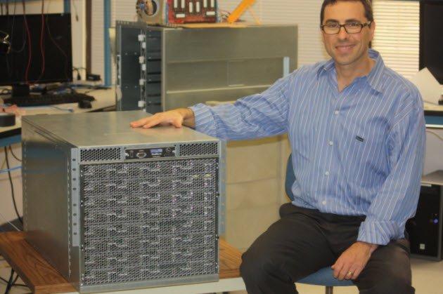 Andrew Feldman SeaMicro AMD mikroserver