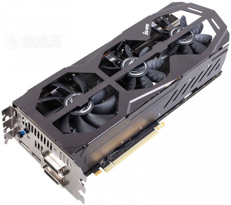 Colorful GeForce GTX 680 iGame Kudan 1