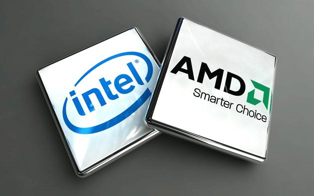 Intel a AMD
