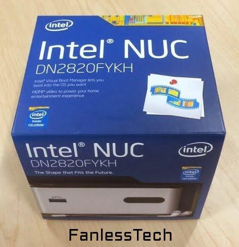 Intel NUC DN2820FYKH