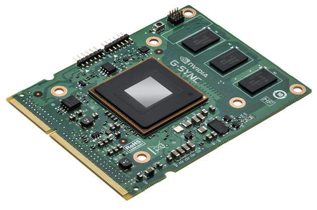 Nvidia G-Sync horizontálně
