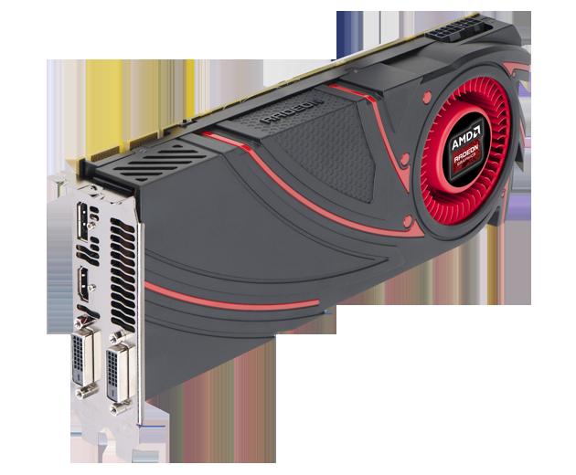 Radeon R9 280X reference