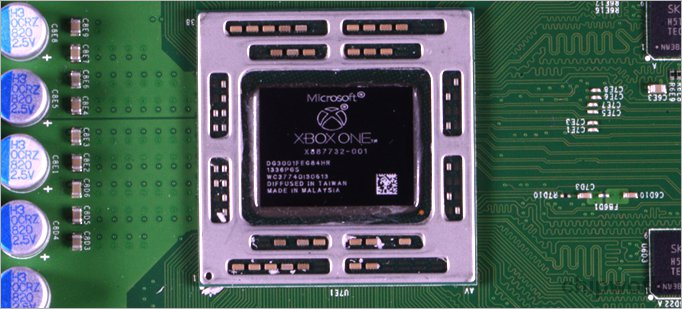 Xbox One core