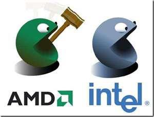 AMD vs. Intel, Pacman