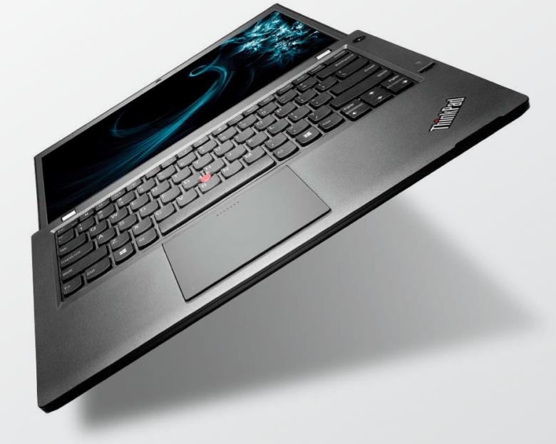 Lenovo ThinkPad T431 - maximálně otevřený