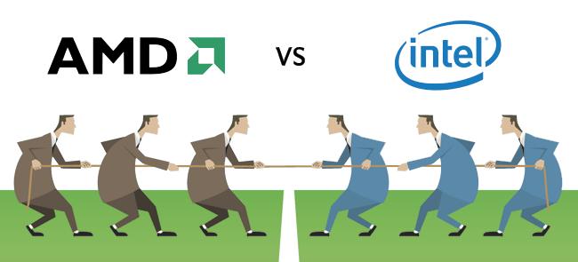 AMD versus Intel