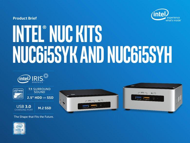 Intel Nuc Skylake 01