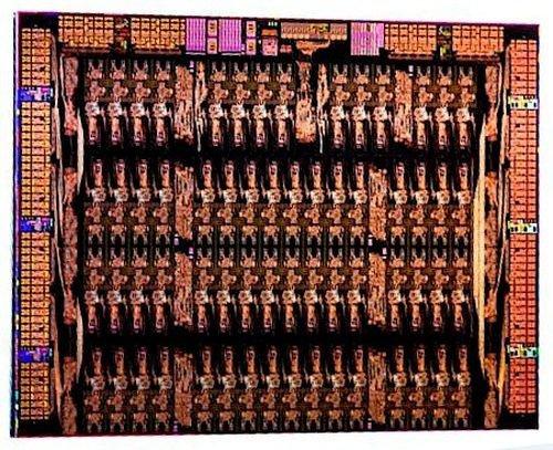 Intel Xeon Phie Dieshot