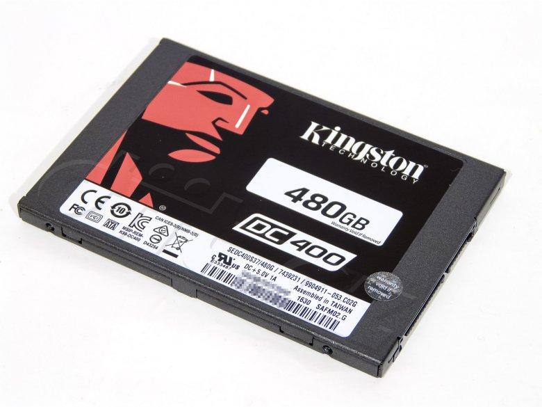 Kingston Dc 400 480 Gb