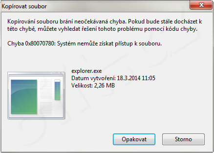 Kopirovani Souboru Z Wimboot Disku Ve Windows 7