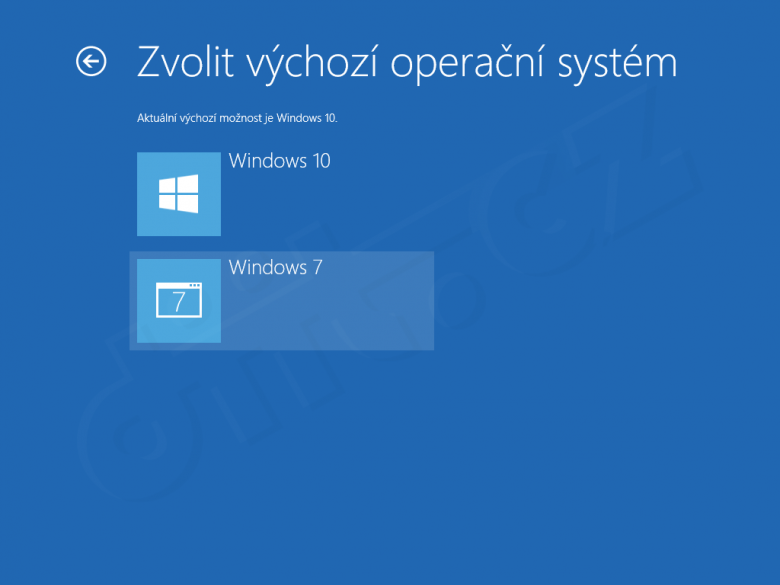 Navratz 5 Vychozios Windows 7