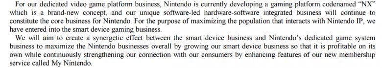 Nintendo Nx Ecosystem