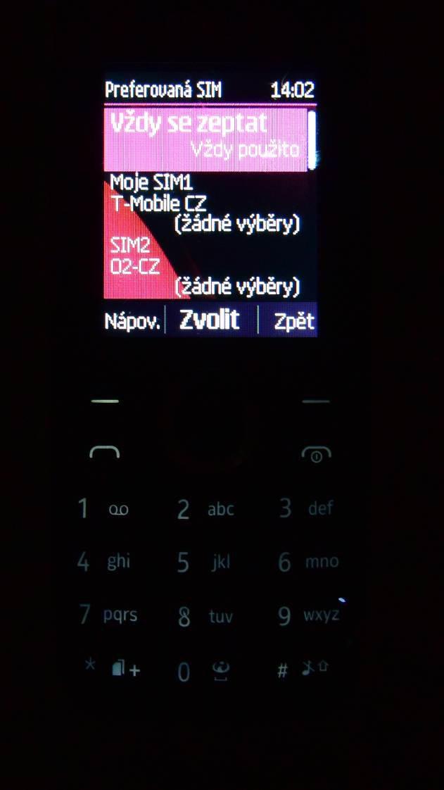 Nokia 112 Dualsim Dsc 1178 Nastaveni Sim