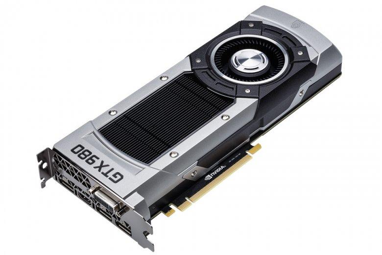 Nvidia Geforce Gtx 980 3 Qtr