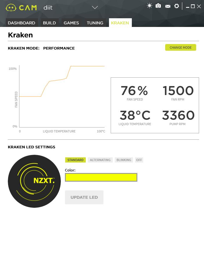 Nzxt Kraken X 31 X 30 006
