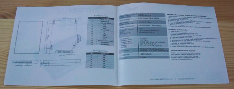 Patriot Blaze 60 Gb Dsc 1833 Manual