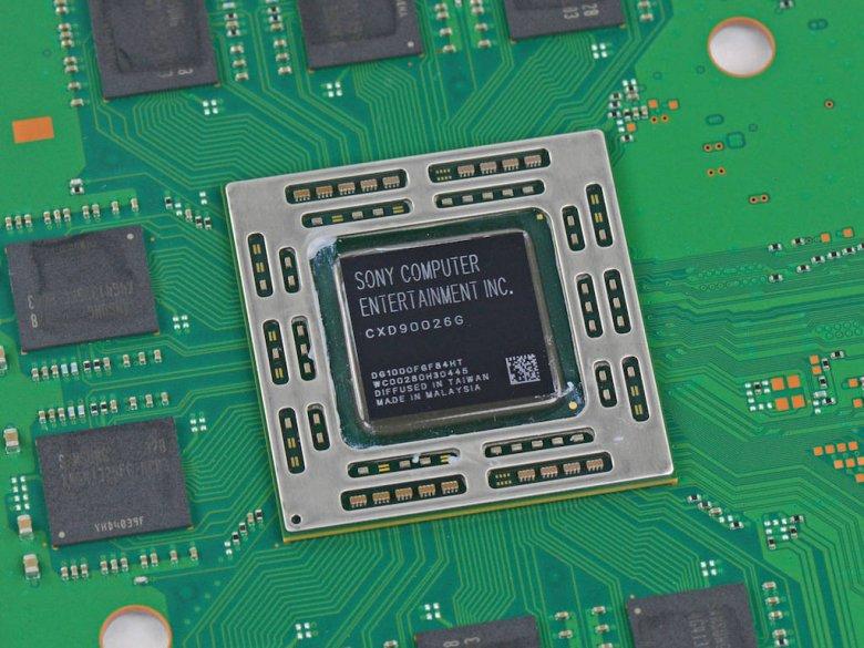 PlayStation 4 CPU