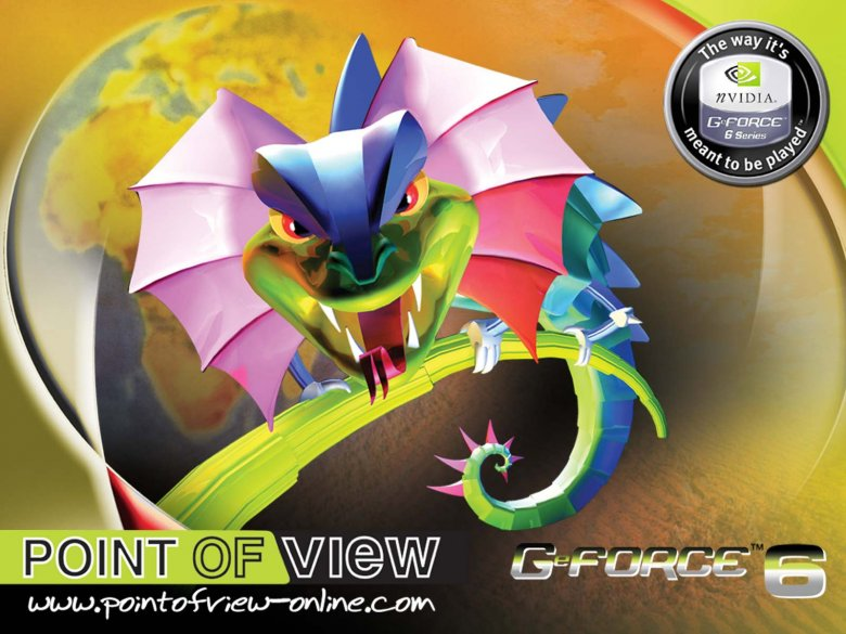 Point Of View Gf 6 1600 X 1200