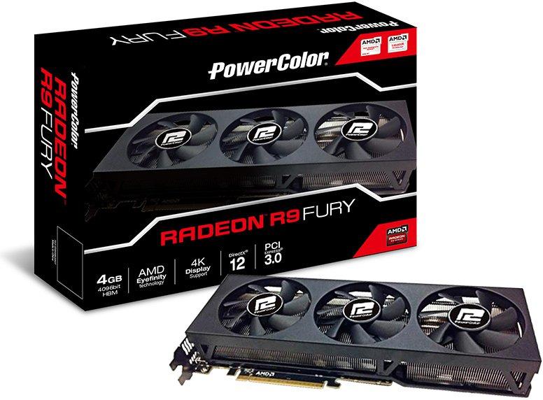 Powercolor Radeon R 9 Fury