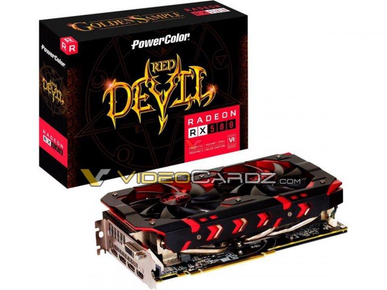 Powercolor Radeon Rx 580 01