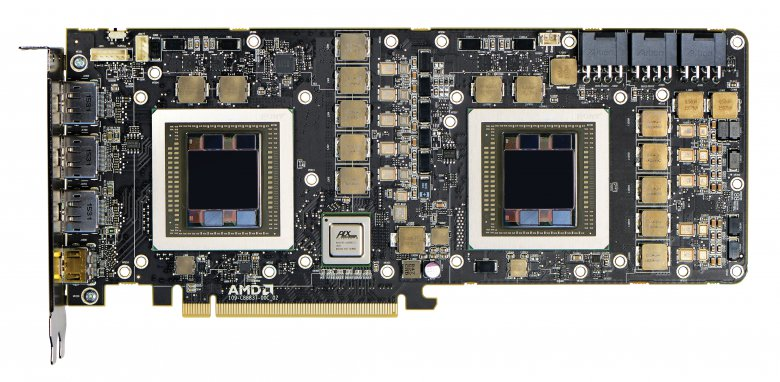 Radeon Pro Duo Pcb High Res
