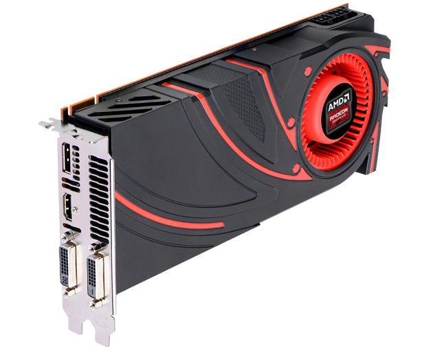Radeon R9 270X reference