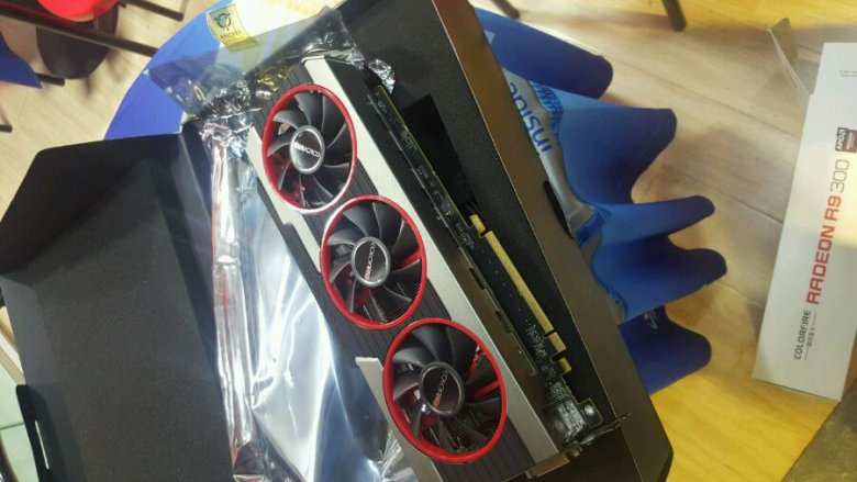 Radeon R 9 380 X Colorfire