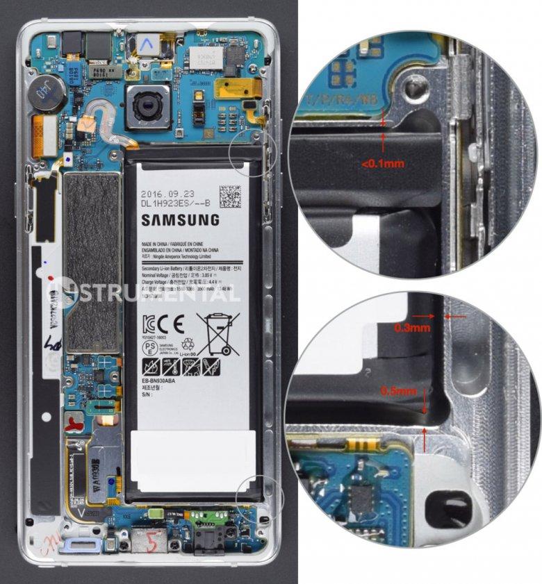 Samsung Galaxy Note 7 Instrumental