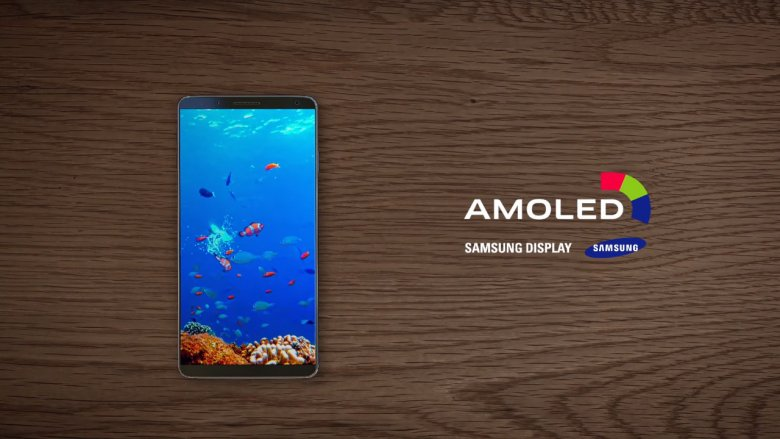 Samsung Galaxy S 8 Amoled