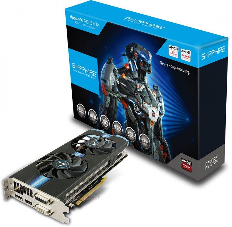Sapphire Radeon R 9 370 X Vapor X 4 Gb 02