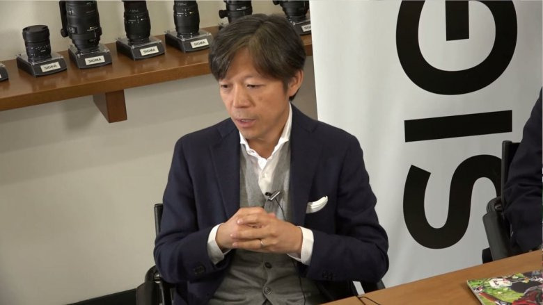 Sigma Kazuto Yamaki Interview 2014 02