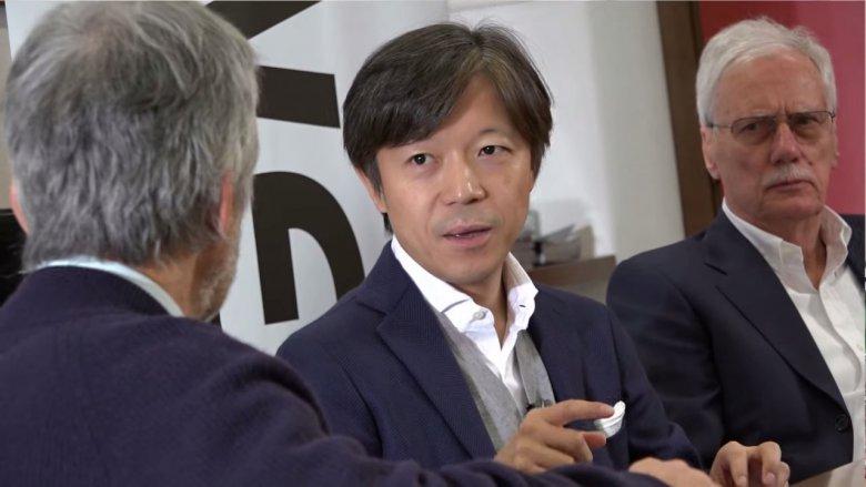 Sigma Kazuto Yamaki Interview 2014 03