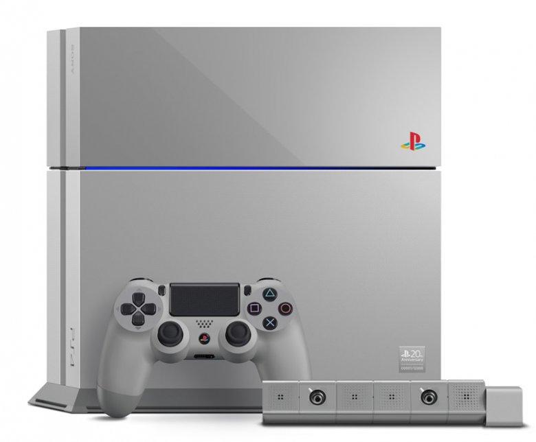 Sony Playstation 4 Anniversary 04