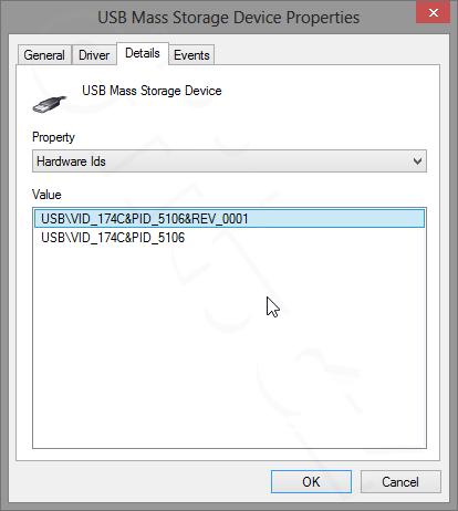 Startech Usb 3 S 2 Sat 3 Cb Identifikace Mass Storage