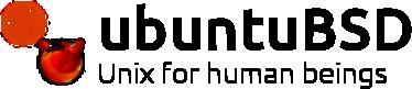 Ubuntubsd Logo