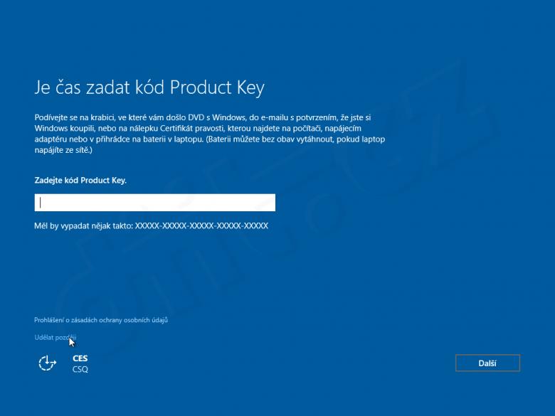 Win 10 Product Key